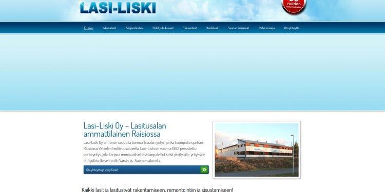 Lasi-Liski Oy